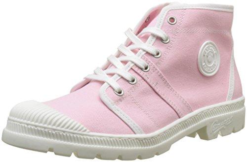 Pataugas AUTHENTIQ/T F2D, Desert Boots Femme, Rose (Rose), 42 EU