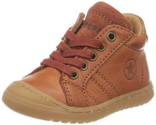 Bisgaard Jungen Unisex Kinder Thor First-Step Shoe, Rust, 19 EU