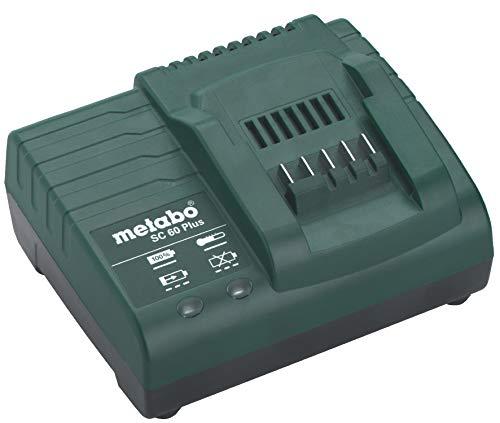 Metabo 316049730 Ladegerät SC 60 Plus 230 V Euro