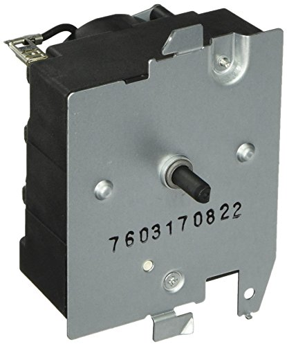 GE WE4M532 Dryer Timer, 1 x 3 x 2.7 inches, Black