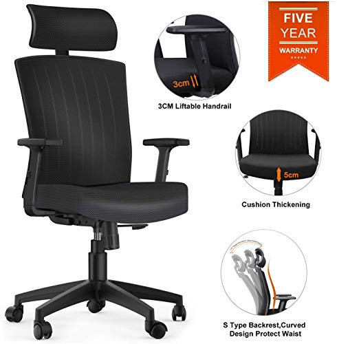 Komene ergonomic mesh office chair review