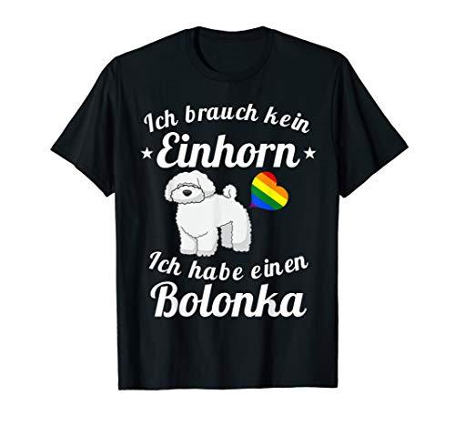 Bolonka Zwetna T shirt, Lustiges Geschenk für Hunde Damen T-Shirt