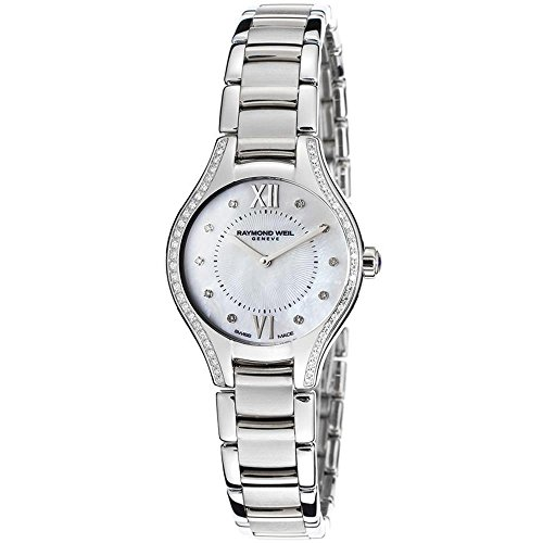 Raymond Weil Noemia Donna Diamante 24 mm Quarzo Watches 5124-STS-00985