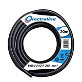 Electraline 10984, Cable para Extensiones H05VVH2-F,...