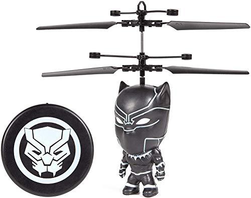Marvel 3.5 Inch: Black Panther Flying Figure IR Helicopter (Marvel, Avengers, Black Panther)