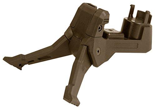 FAB Defense Tavor Quick Deployment Bipod, Flat Dark Earth TAR TAR Podium-FDE