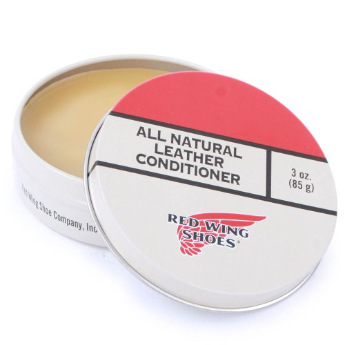 Red Wing Shoes 97104 All Natural Leather Conditioner 3 OZ 85 gr - Lederwachs