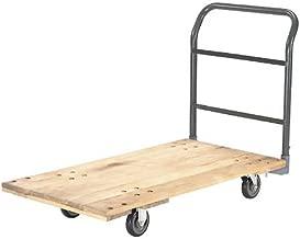 Platform Truck w/Hardwood Deck, 72 x 36, 1000 Lb. Capacity, 5