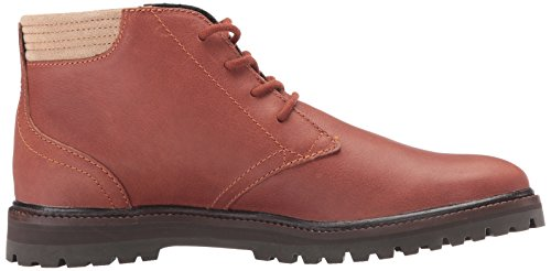 Lacoste Men's Montbard 416 1 Fashion Sneaker Chukka Boot, Tan, 9 M US