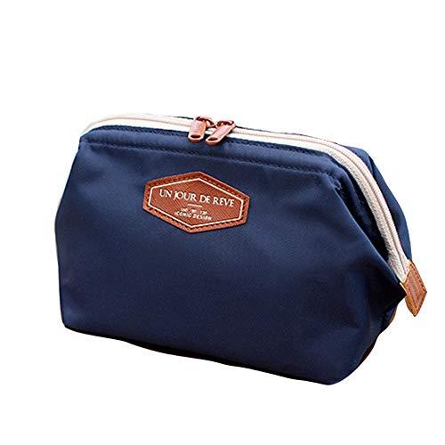 Comtervi Sac de rangement portable, Trousse de toilette, Conception de Mode, Extérieur étanche, Quick Pack