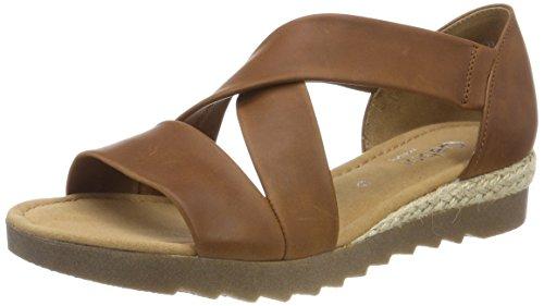 Gabor Shoes Comfort Sport Riemchensandalen, Braun