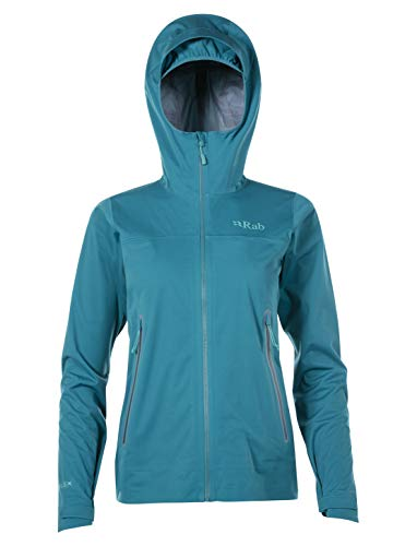 RAB Womens Kinetic Plus Jacket Amazon (UK Size 08)