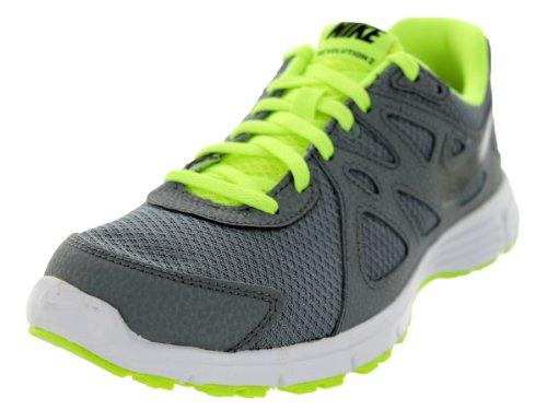 Nike Sneakers Revolution 2 GS Grigio/Giallo EU 35.5