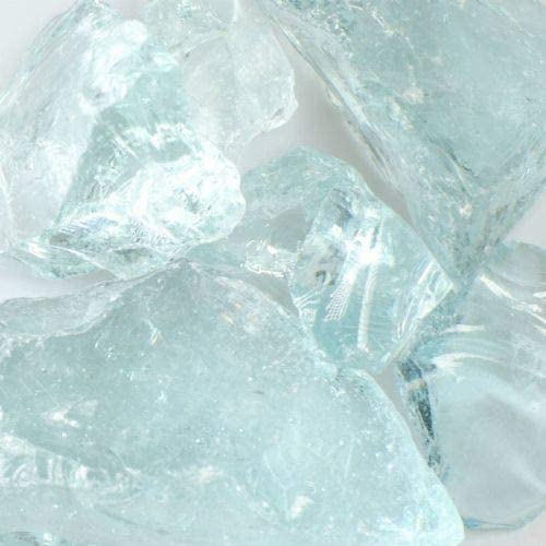 Ranking TOP8 American Specialty Crystal Some reservation Teal Medium Lbs Landscape 25 Glass -