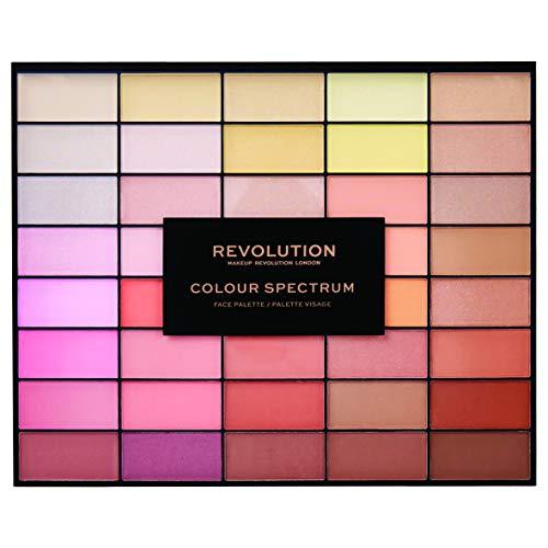 Makeup Revolution - Makeuppalette - Colour Spectrum Face Palette
