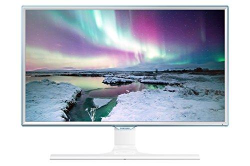SAMSUNG S24E370DL 60 cm (24 Zoll) Monitor (HDMI, 4ms Reaktionszeit, 1920 x 1080 Pixel) weiß
