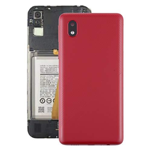YEYOUCAI Piezas de reparación de teléfonos celulares Tapa Trasera de batería para Samsung Galaxy A01 Core SM-A013