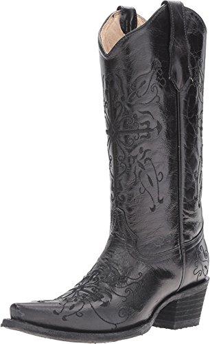 Corral Boots L5060 Black/Black 8.5 B (M)