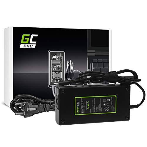 GC PRO Netzteil für HP EliteBook 8540p 8540w 8560p 8560w 8570w 8730w Revolve 810 G3 Laptop Ladegerät inkl. Stromkabel (19.5V 7.7A 150W)