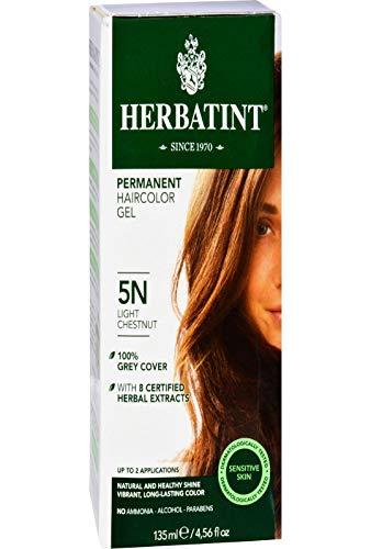Herbatint Helle Kastanie 5N Haarfarbe