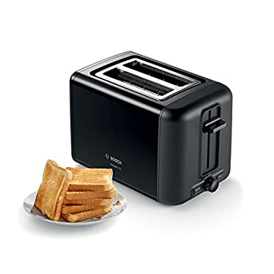 Bosch TAT3A011GB Village Collection Toaster, Two Slice