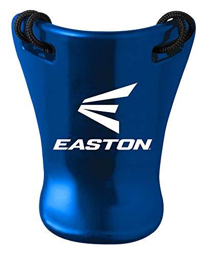 Easton Pro Catchers Maske, Halsschutz | 2020 | langlebige und verstellbare Nylonbänder für individuelle Passform | Befestigung an Hockey- und traditionellen Fanghelmen + Masken
