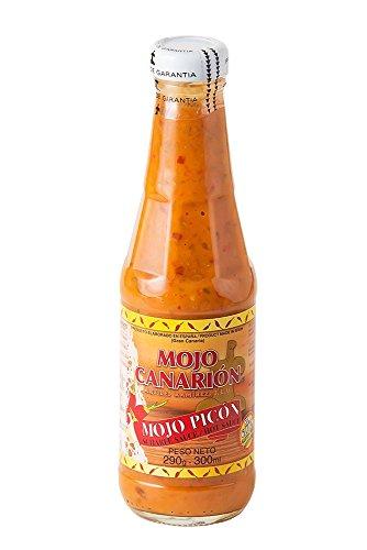 Mojo Canarión Mojo Picon, Scharfe Rote Mojosauce - 1er Pack (1 x 300 ml)