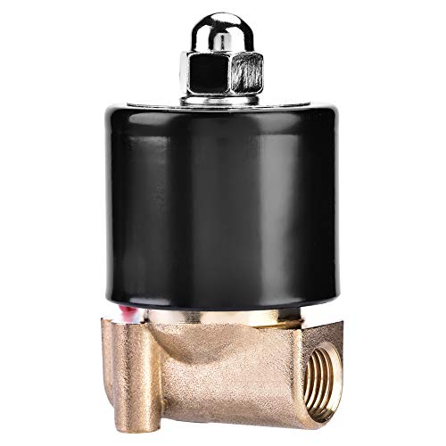 Válvula de control de agua de electroválvula eléctrica para controles de riego