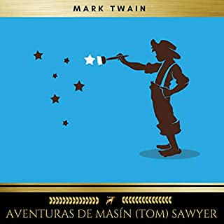 Aventuras de Masín (Tom) Sawyer audiobook cover art