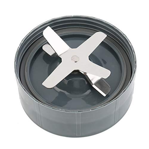 Accesorios para exprimidor de acero inoxidable Cuchilla cruzada Licuadora Jugo Máquina de soja Pieza de repuesto de la cabeza del cortador