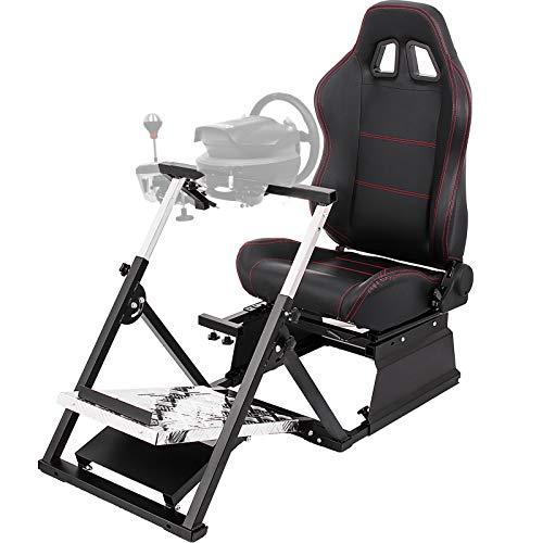 VEVOR Cockpit de Simulateur de Course...