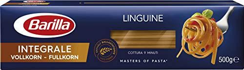 Barilla Vollkorn Pasta Linguine Integrale, 1er Pack (1 x 500g)
