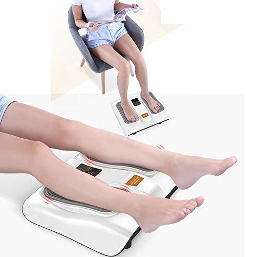 金魚運動器 ステッパー フットマッサージャー 足裏振動マッサージ器 足先から太ももまで対応 エアーマッサージャー 足 ふくらはぎ リリースマッサージ ・筋肉痛を改善 ストレッチ 脚やせ 美足 グリッドフォームローラー