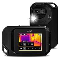 FLIR C2 Thermal Imaging Camera - Handheld, High Resolution, gray