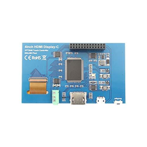 GYW-YW Modul 4.0 Zoll LCD-HDMI Drücken Screen Display TFT-LCD-Panel Module 480x320 for Raspberry Pi 4B Raspberry Pi 3 Modell B/B +
