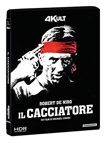"Il Cacciatore ""4Kult"" (2 Blu Ray)"
