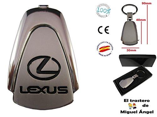 ETMA Llavero de Coche Compatible con Lexus lla013-5
