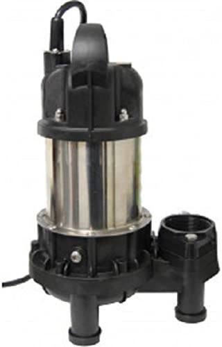 Pond Force Safety and trust Stainless Steel Waterfall Pump Heavy - New Orleans Mall Duty Submersib
