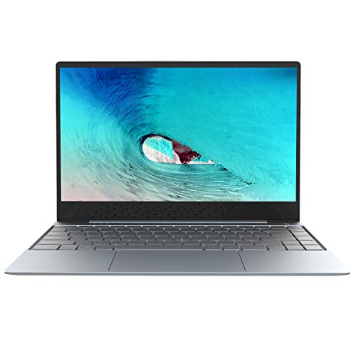 Jumper Windows 10 Laptop 13.3'' EZbook X3 Pro 8GB RAM 128GB ROM Full HD IPS Display Slim Laptop Computer with Backlit Keyboard, Support 1TB M.2 SSD Slot and 128GB TF Card Expansion