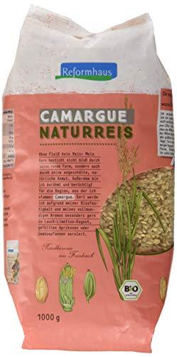 Reformhaus Camargue Rundkornreis natur bio,6678 1000 g