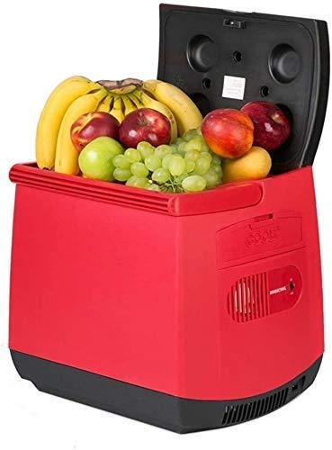 XBR Nueva Caja de refrigeración para Coche 25L compresor portátil refrigerador congelador DC 12V AC para Viajar/Acampar