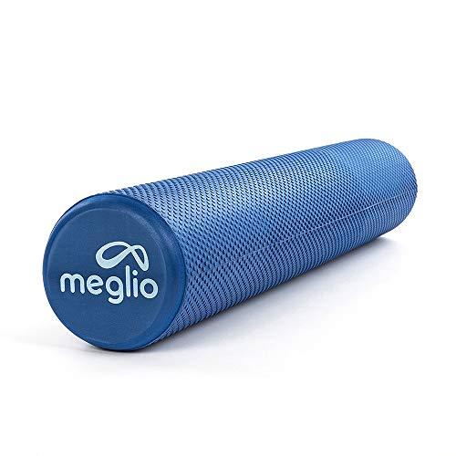 Meglio de Alta Densidad - Ideal para Masajes y Liberación Miofascial - Perfecto para Entrenamientos de Fitness, Yoga, Pilates y Recuperación - Incluye Instrucciones para el Usuario