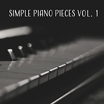Simple Piano Pieces, Vol. 1