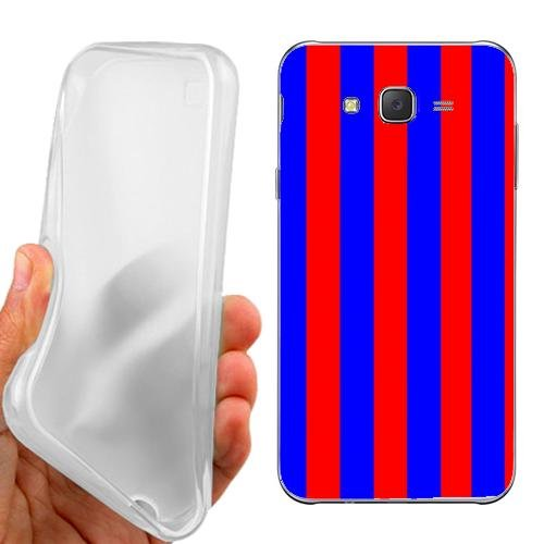 Custodia Cover Case Bologna per Samsung Galaxy J3