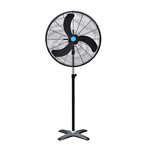 QFFL Ventilador Eléctrico de Alta Potencia de Pie - Conversor De Frecuencia Industrial Eficiente Potente Ventilador Comercial de Fábrica de Pared, 20/24/26/30 Pulgadas Ventilador (Size : 30 Inches)