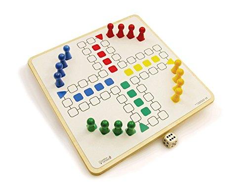 Wer ärgert sich (Magnet - Brettspiel für 4 Personen) 50 x 50 cm