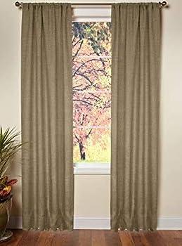 Best burlap curtains Reviews