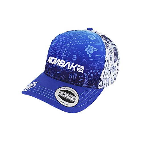 Nonbak Gorra Cap Trucker Hawaii Transpirable Logo