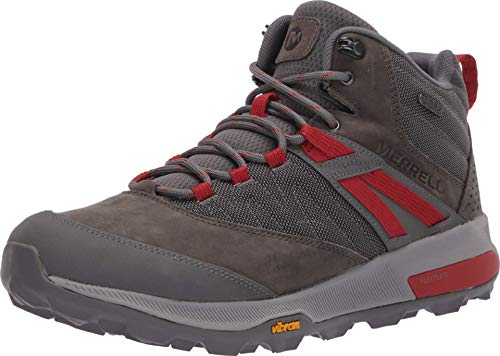 Merrell Kangri Leather Hiking Shoes (for Men)