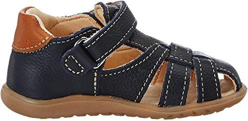 Kavat Baby Jungen Rullsand Sandalen, Blau (Blue), 23 EU